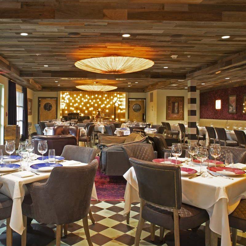 clubroom dining area naples campiello