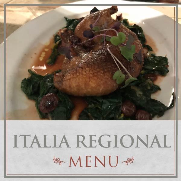 campiello naples regional menu